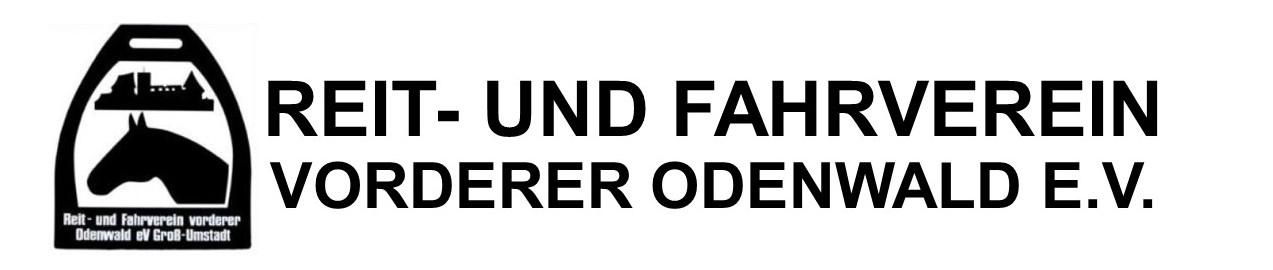 Reit-und Fahrverein vorderer Odenwald e.V.
